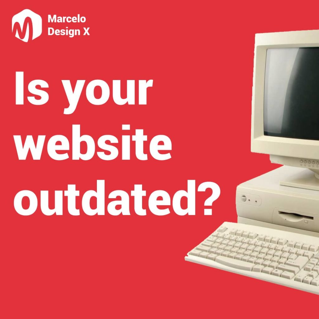 5 Signs that your website is outdated 1