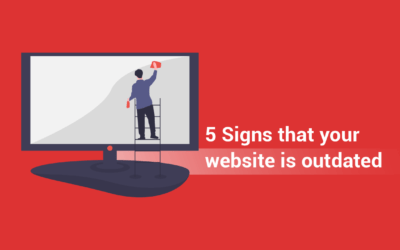 5 signs that your website is outdated