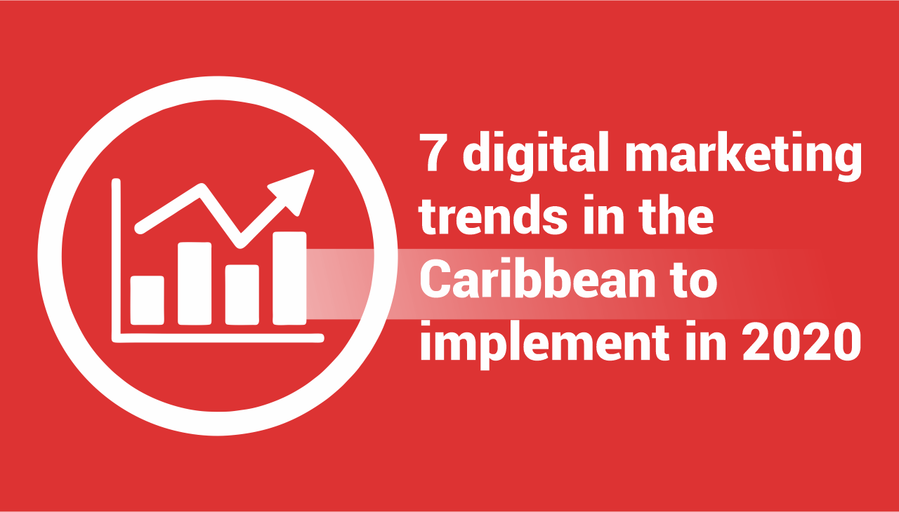 7 digital marketing trends in the Caribbean to implement in 2020