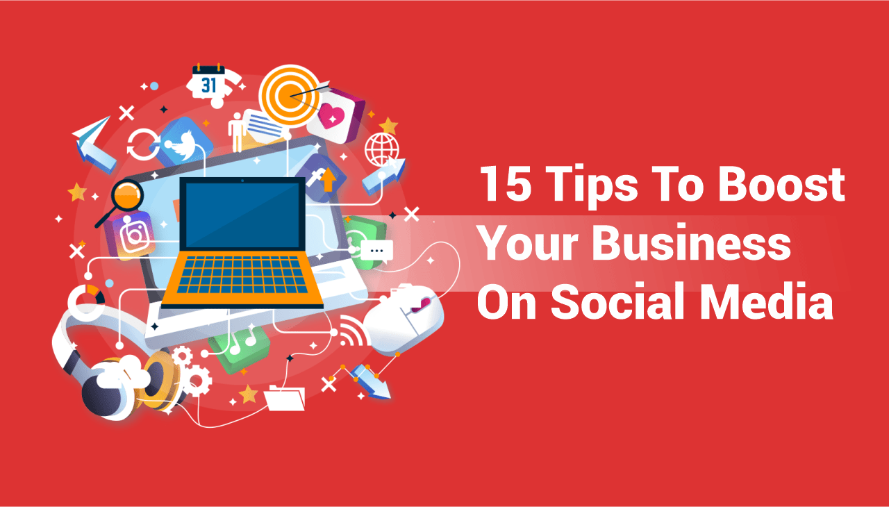 boost your business on social media