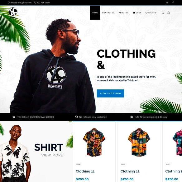 Caribbean Website Design 15